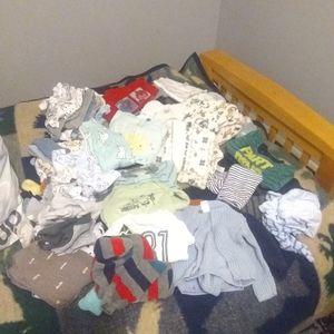 Baby boy clothes newborn 0-3, 3, & a couple 3-6